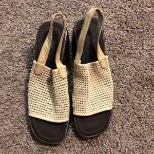 Anne Klein sandals!